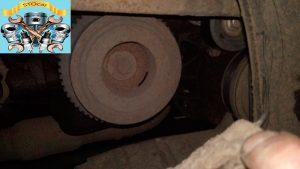Замена ГРМ+ помпа Дэу Нубира 1,6 16 клапанов