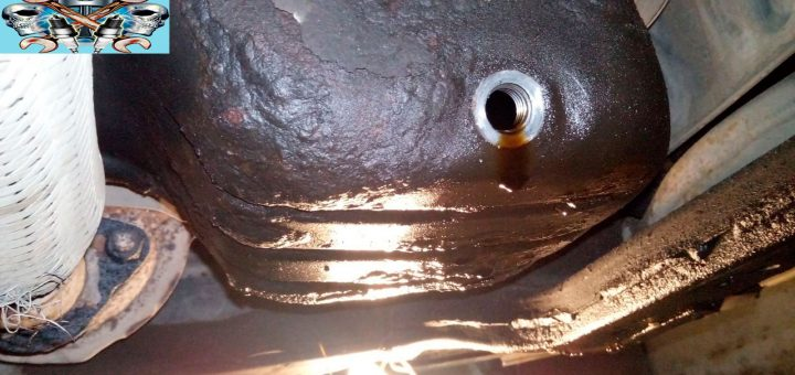 Замена картера двигателя Hyundai accent 1.6 16 клапанов