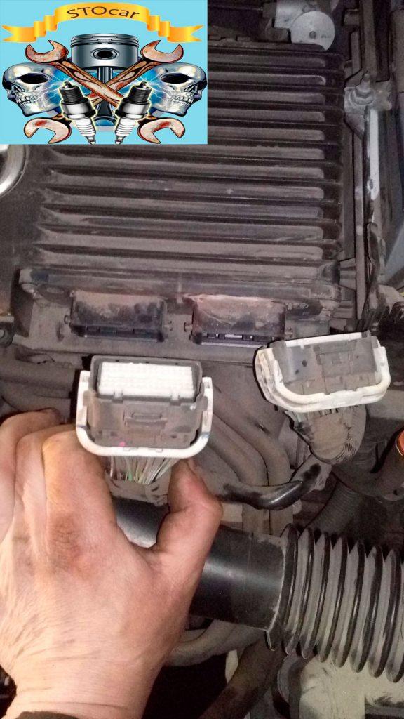 Замена заднего сальника коленвала Мазда 3 1.6 16 valve, со снятием АКППЗамена заднего сальника коленвала Мазда 3 1.6 16 valve, со снятием АКПП
