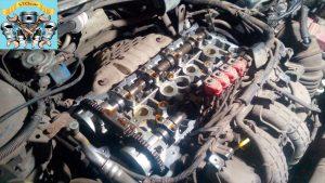 Замена прокладки клапанной крышки Mitsubishi Lancer 10 2,0