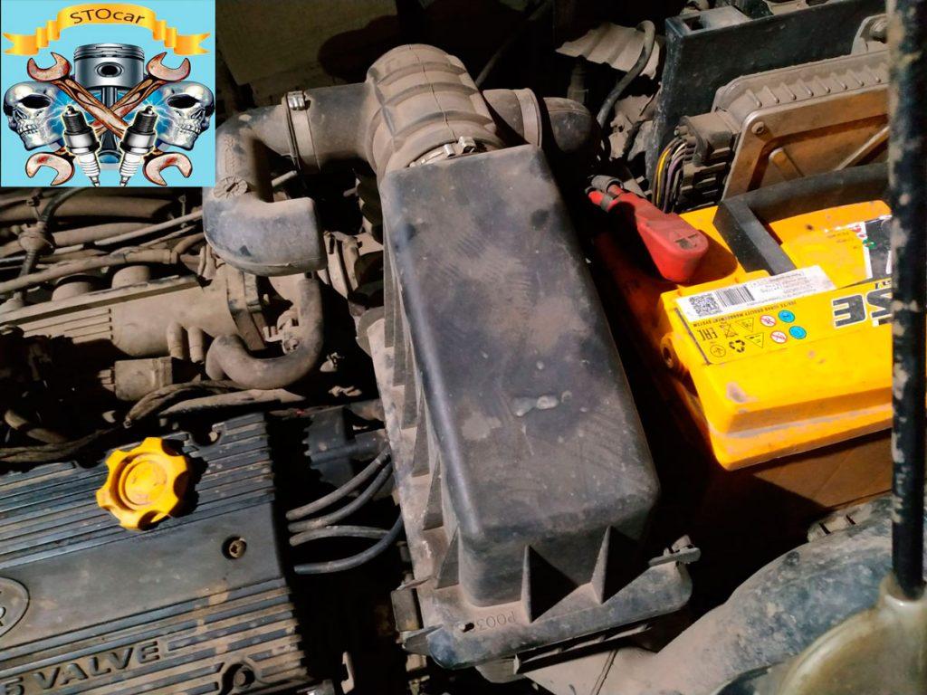 Замена прокладки ГБЦ Ленд Ровер Фрилендр с двигателем 1.8