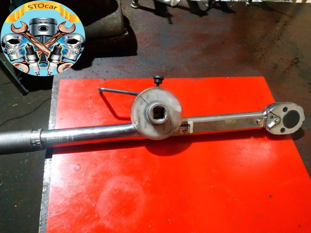 Замена прокладки ГБЦ на автомобиле Chevrolet Aveo  Т250 1,5 8 клапанов