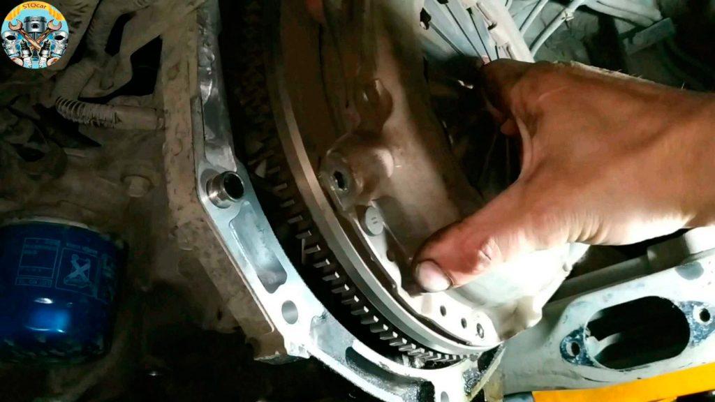 Замена сцепления на автомобиле kia soul с двигателем 1.6 16 клапанов