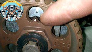 Замена ремня ГРМ Chery Amulet с двигателем 1,6