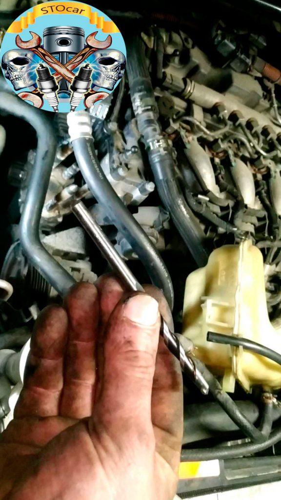 Замена ремня ГРМ Mitsubishi Outlander 2.2 di-d