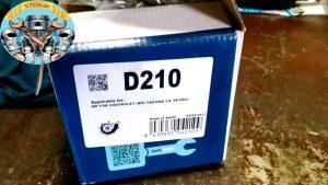 Замена ремня ГРМ Деу Ланос 1,5 с гидроусилителем руля
